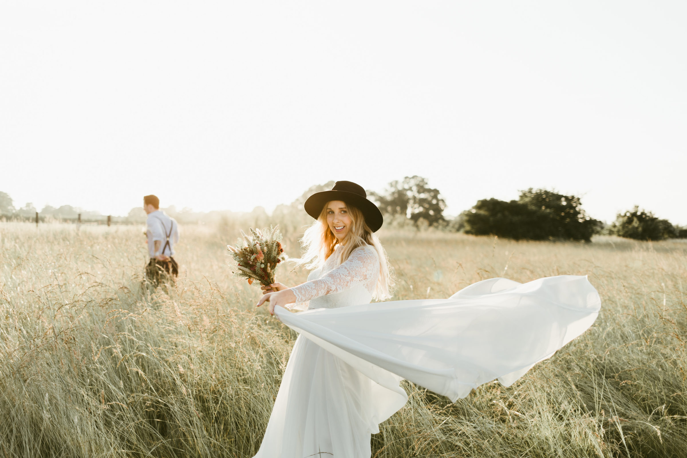 Boho Bride Styled Shoot – London – June 2018
