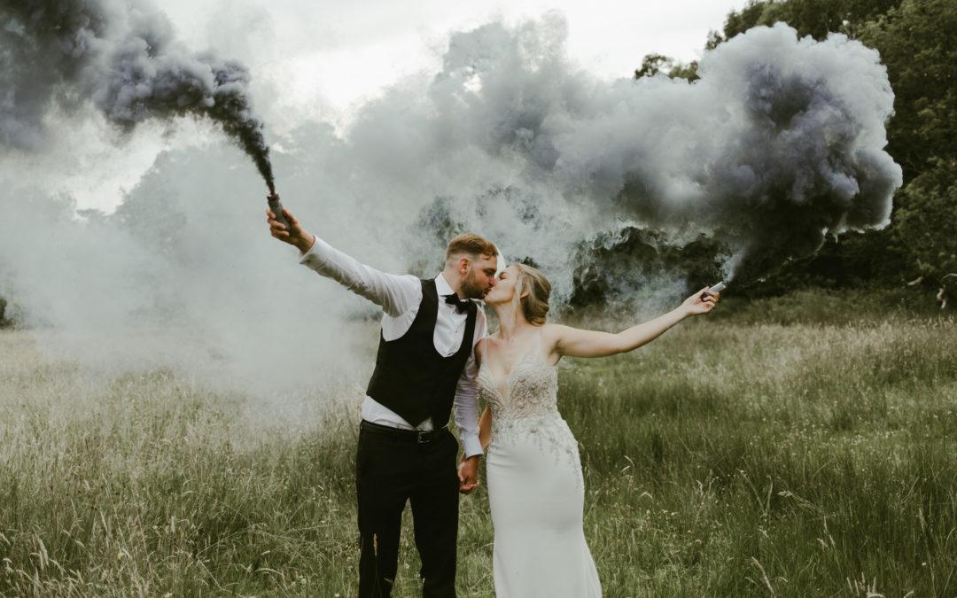 Nadine & Stephen – Summer Wedding at Millbridge Court – July 2019