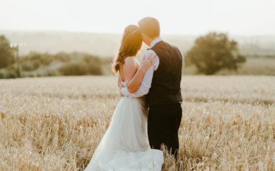 Rochelle & Aidan – Summer Garden Wedding in the Countryside – August 2019