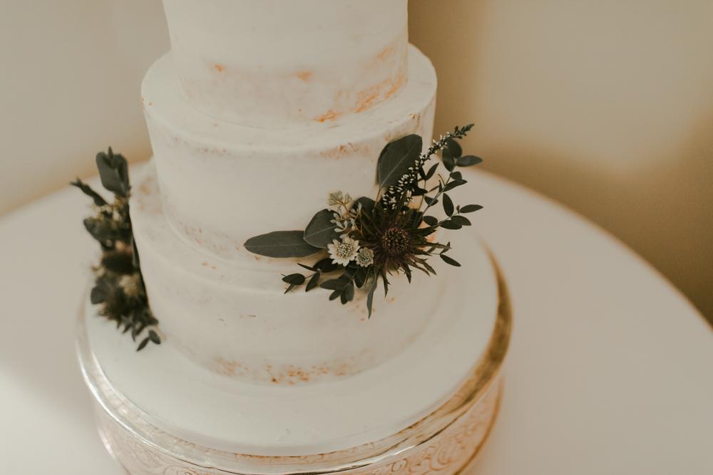 farnham castle wedding cake