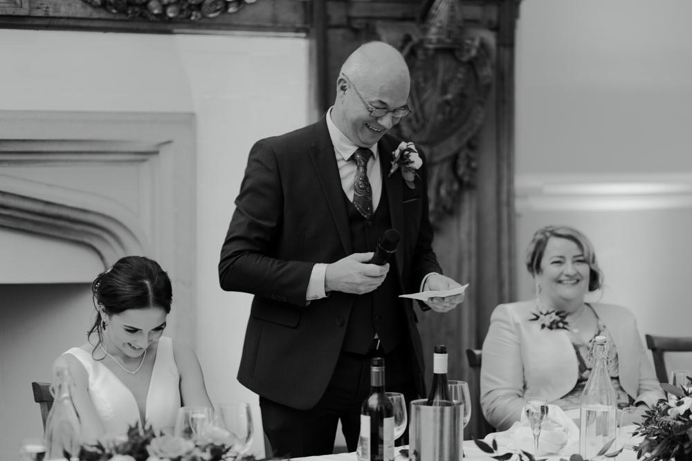 farnham castle wedding speeches